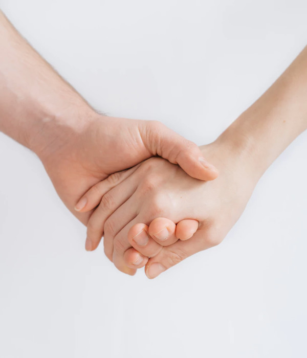 hand in hand