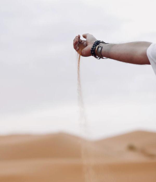 Zandkorrels - Greetje Komdeur